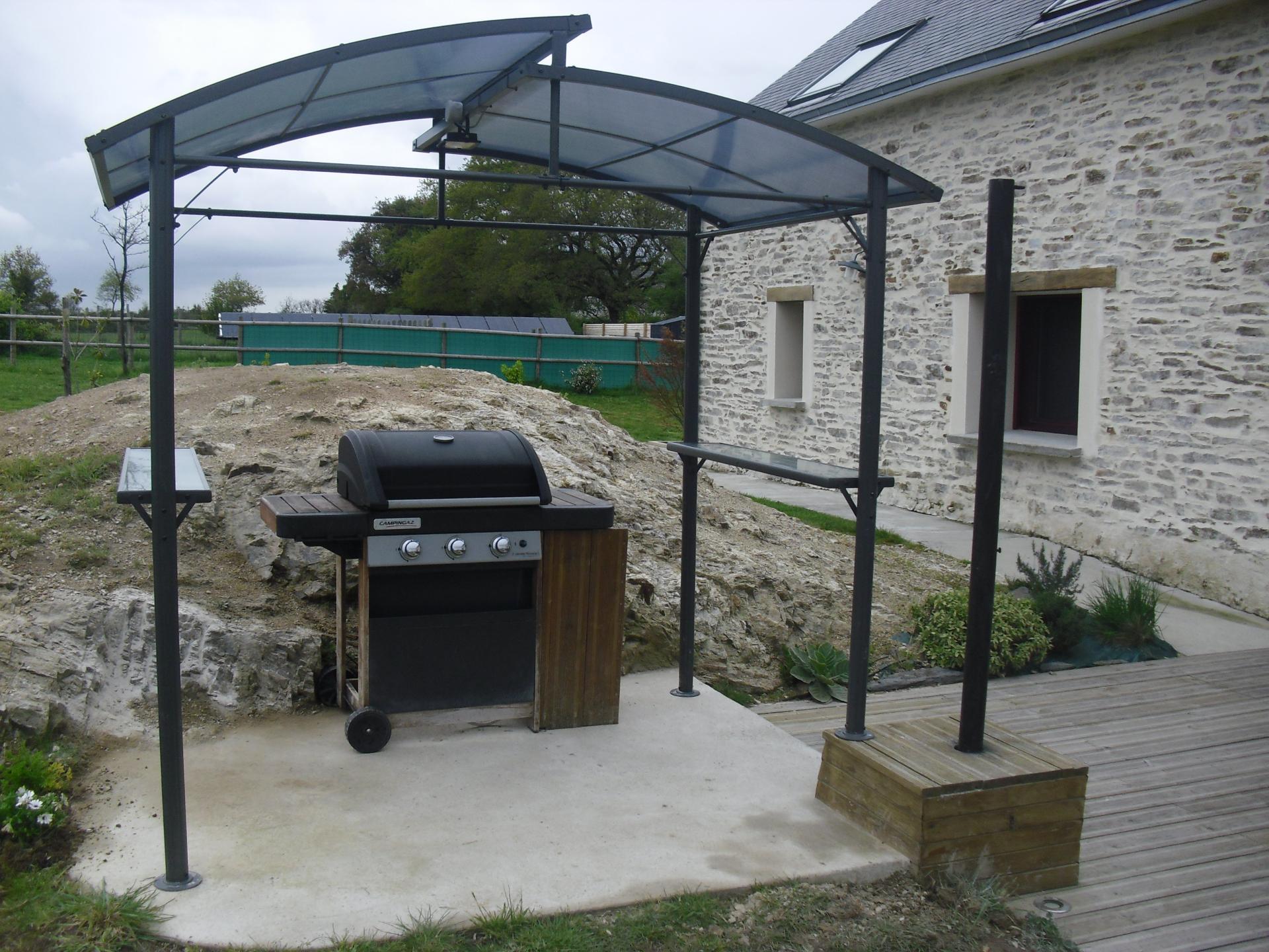 l'espace barbecue